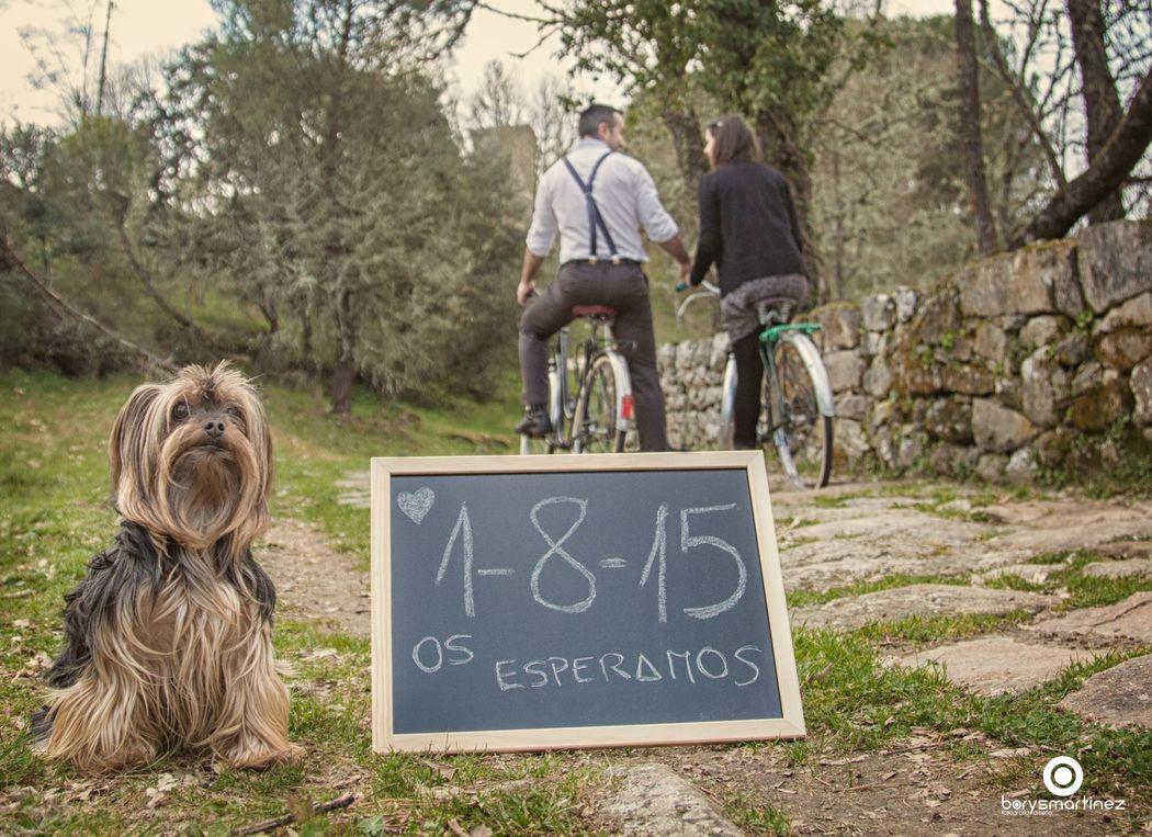 Foto de preboda Ourense