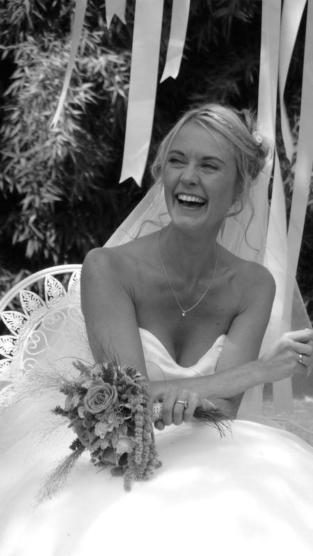 Arbre à ruban by French Wedding Belles