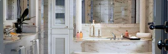Beispiel: Suite-Bad, Foto: The Ritz-Carlton, Berlin