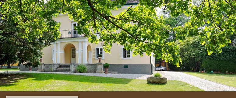 Beispiel: Schloss Urschendorf, Foto: Schloss Urschendorf.