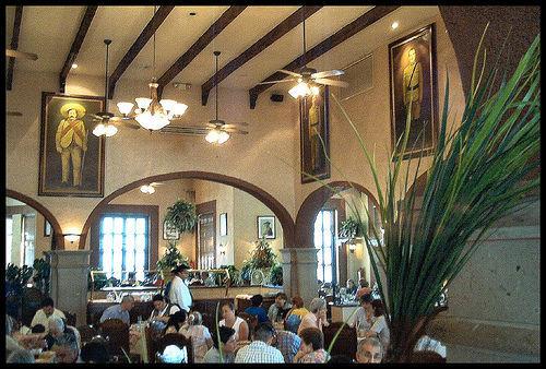 Restaurant Los Generales
