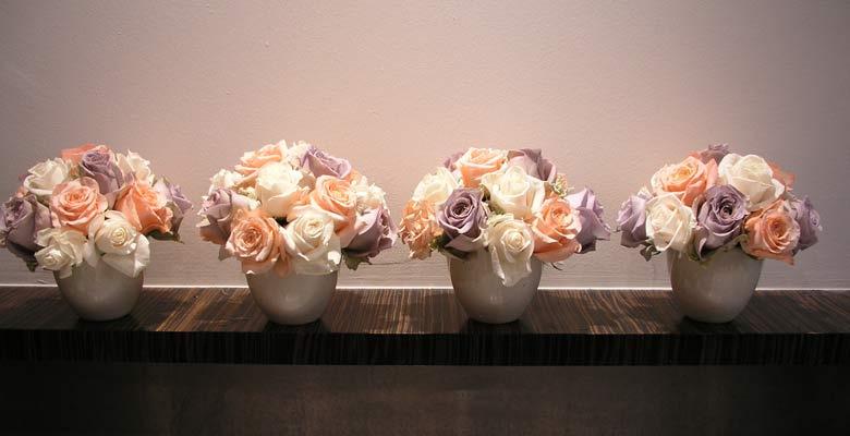 Beispiel: Individuelle Sträuße für Ihre Hochzeit, Foto: Blumen Gran.