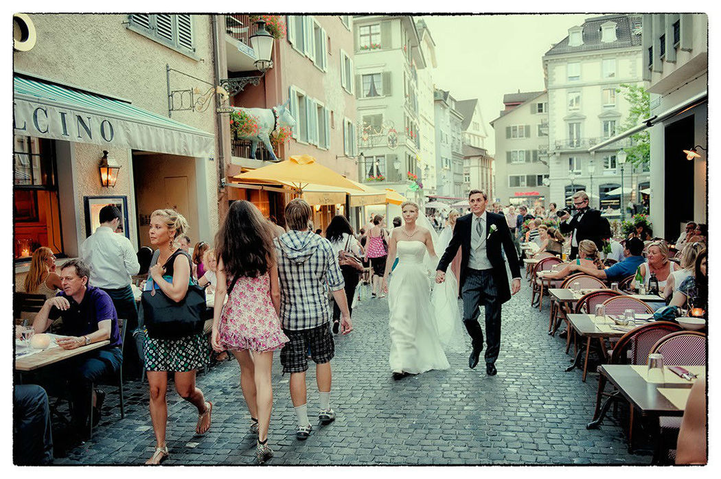 Beispiel: Paar-Shooting, Foto: Weddingpix.