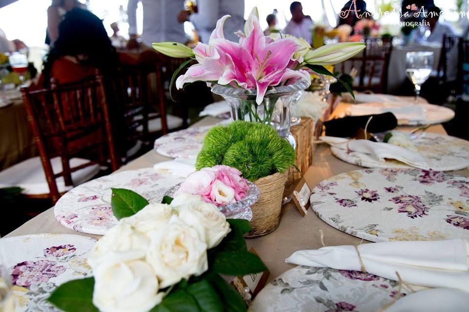 Andréa Medeiros Decoração Floral