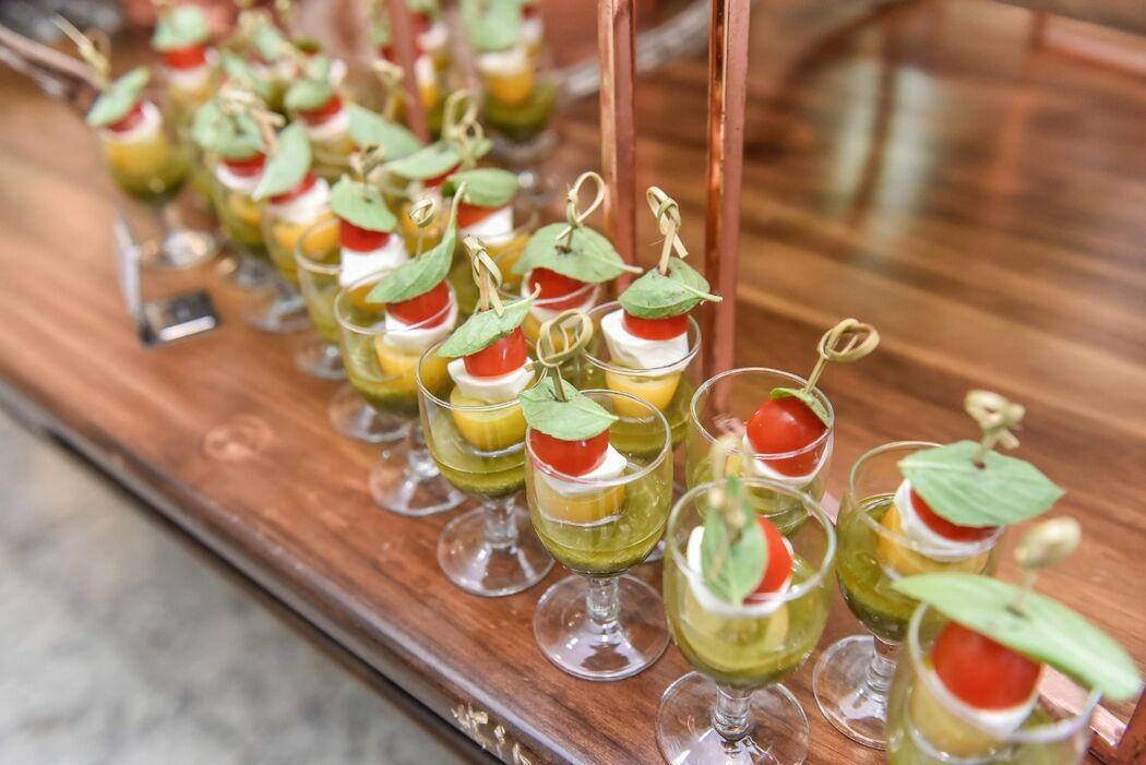 Buffet Bombonato Gastronomia