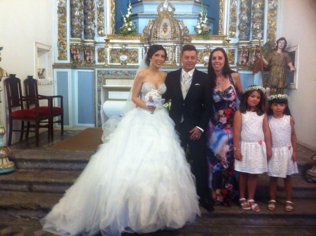 Casamento Rio Maior