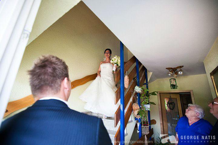 Beispiel: Ihre Hochzeitreportage, Foto: George Natis Photography.