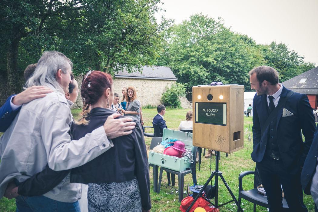 Photobooth - La Boite à Sourires