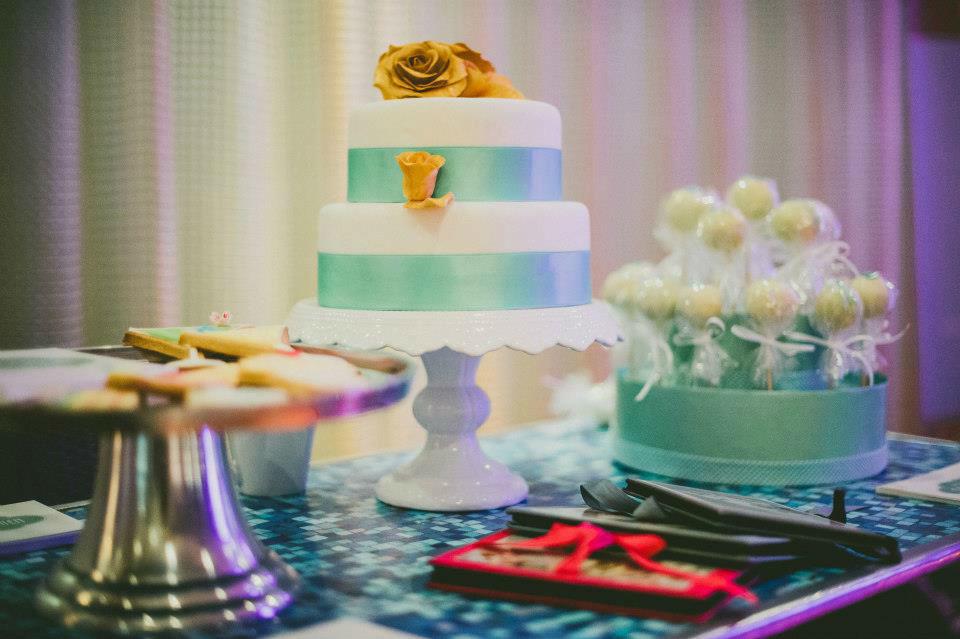 Beispiel: Hilfe bei der Wahl der Hochzeitstorte, Foto: Anna Brinkmann Weddingdesign.