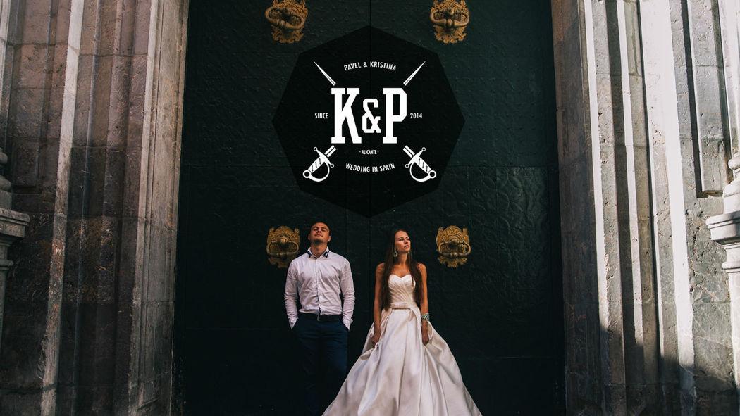 Portada del vídeo de la post boda de Pavel y Kristina.
