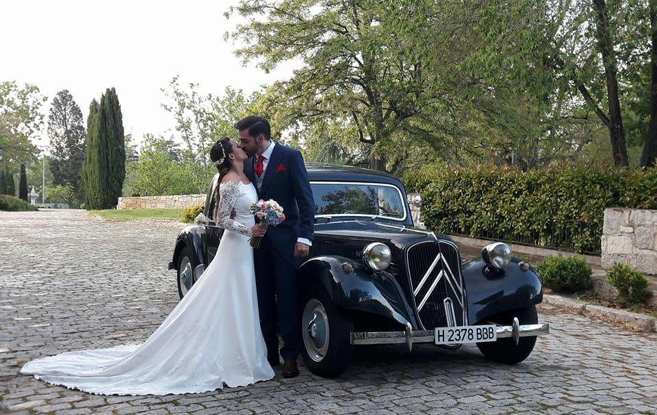 Coches Clásicos para tu boda