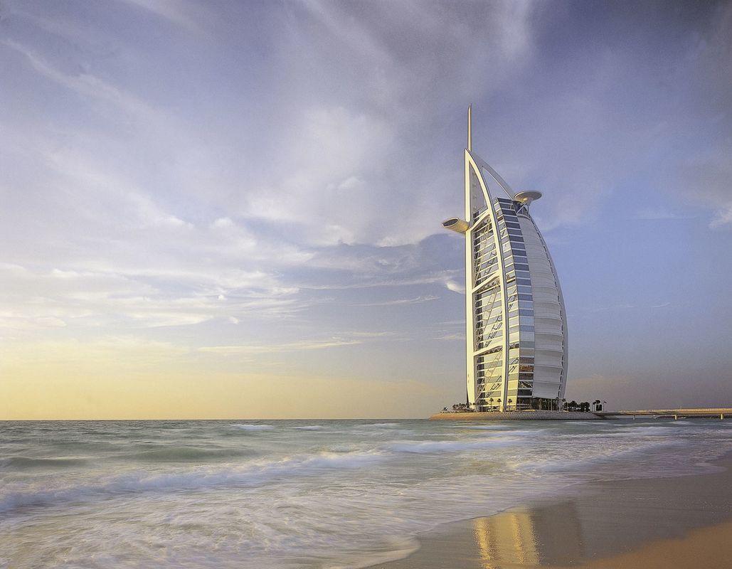 Lunas de Miel en Emiratos Árabes