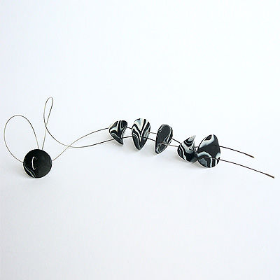 Beispiel: Halskette, Foto: Delicatesse.