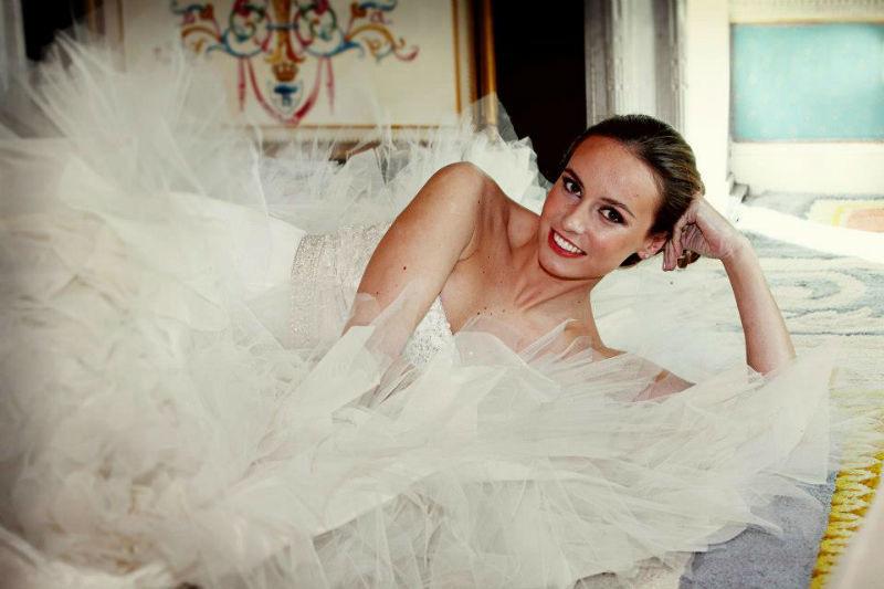 La novia de Caprile