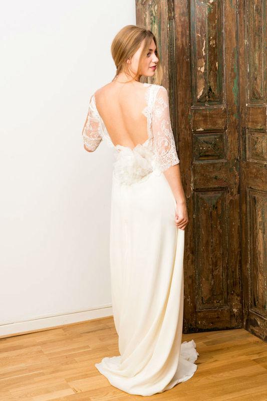 Beispiel: Mode für die Braut von heute, Foto: Gwanni.