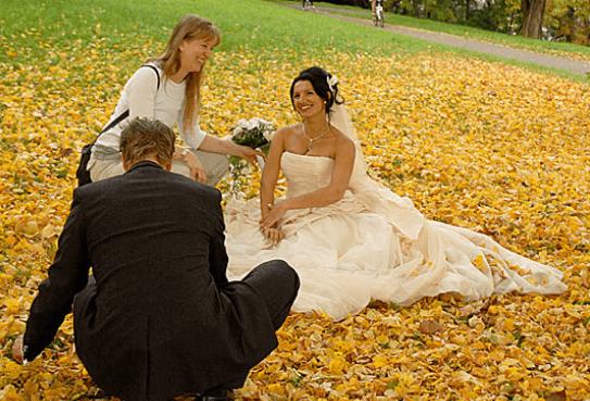 Hochzeitsplanerin vor Ort, Foto: Atelier Dittmar