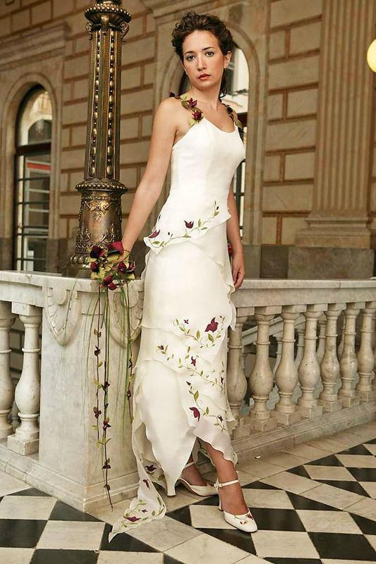 vestidos de novia medievales lluisa vila – vestidos de fiesta