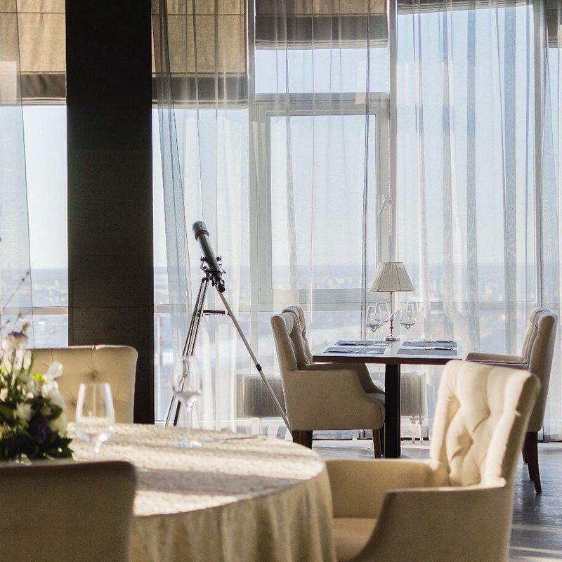 Панорамный ресторан E11even