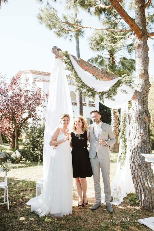 Vanessa Serrani Wedding Planner