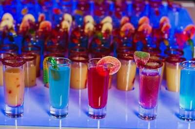 Love & Shots. Cócteles & Drinks