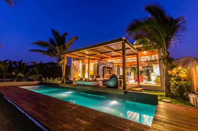 Casa Capri Luxury Beach House Punta Sal