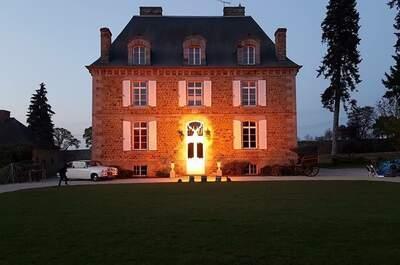 Château de la Giraudais, Mézières sur Couesnon