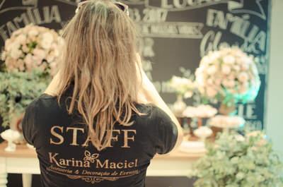 Karina Maciel Assessoria & Decoração de Eventos