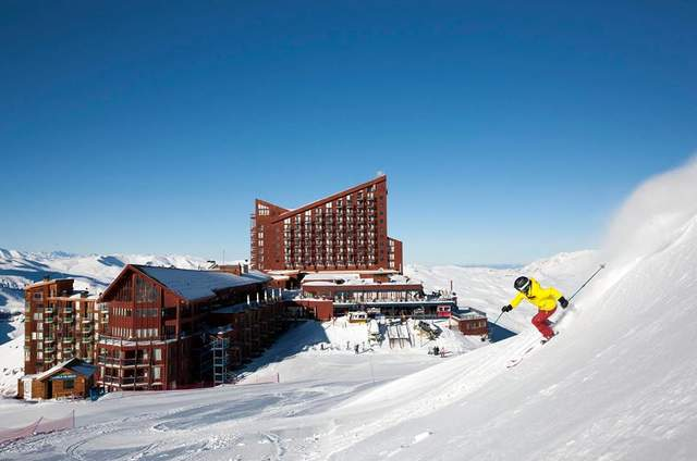 Valle Nevado. Ski Resort
