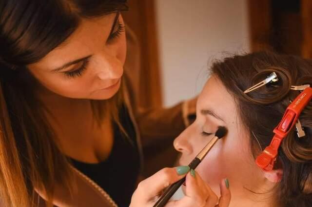 Pia Palma Makeup