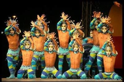 Ballet Folclórico Ekobios