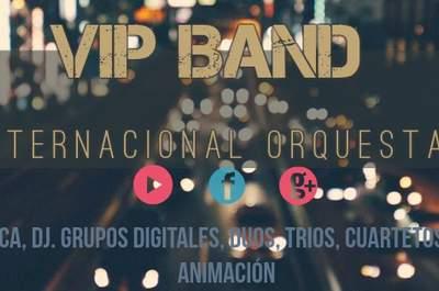 Vip Band Internacional Orquesta