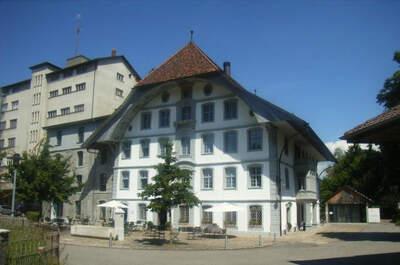 Alte Mühle Langenthal