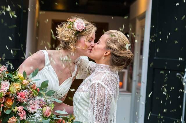Foto En Video Voor Jullie Bruiloft In Overijssel