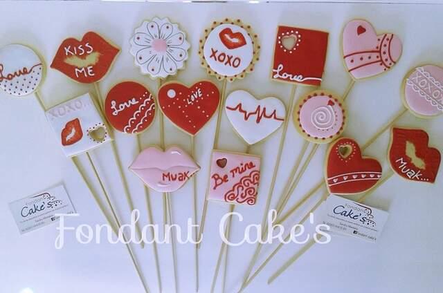 Fondant Cake's
