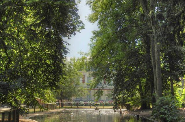 Parc Du Château Soubiran