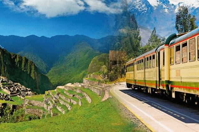 Machu Picchu Travel City
