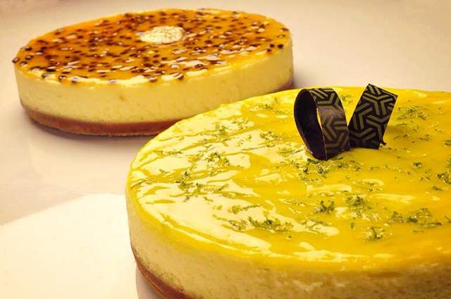 American Cheese Cakes