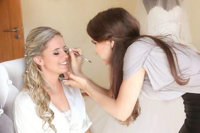 Sara Ferreira Make Up
