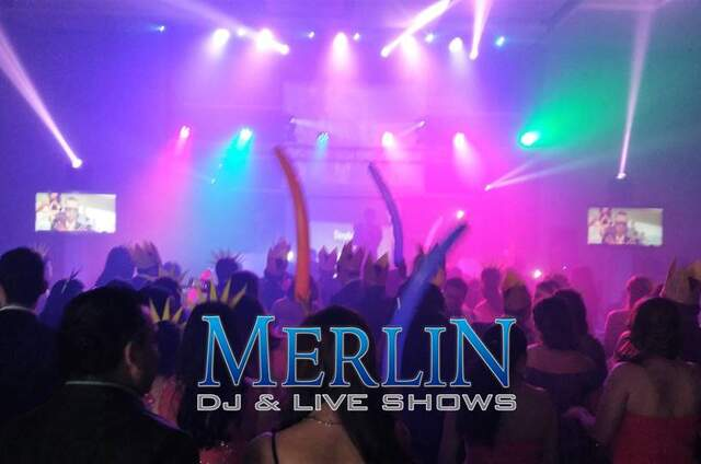 Merlin DJ & Live Shows