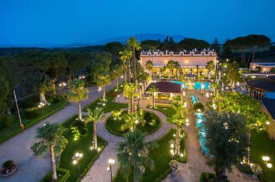 Hotel Villa Antica