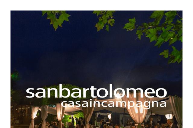 San Bartolomeo  Casa in Campagna