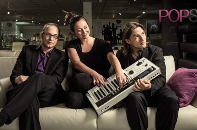 Popsofa - Hochzeitsband
