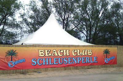 Beachclub Schleusenperle