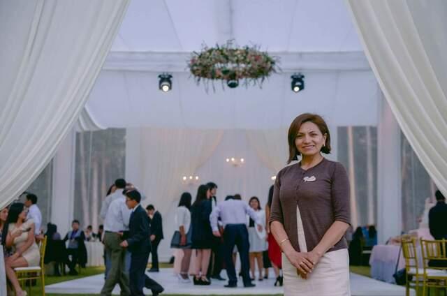 Gina Sosa Wedding Planner