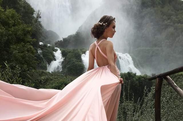 Olya Manukyan designer dresses
