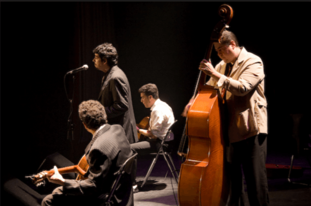 Aguardiente swing