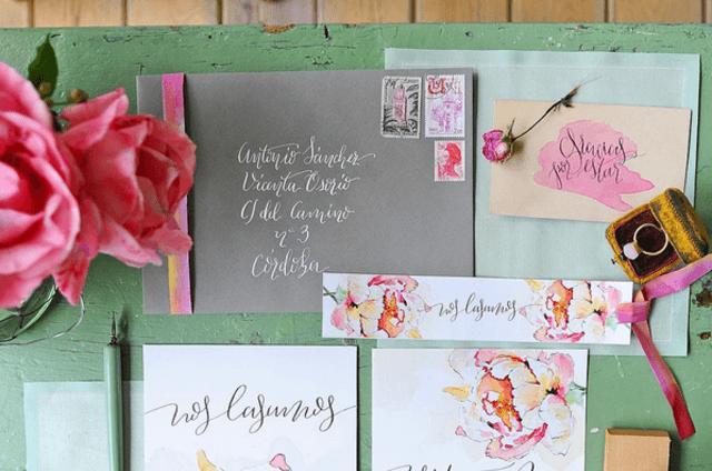 De pluma y letras