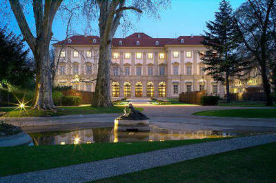 GARTENPALAIS Liechtenstein