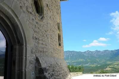 Château du Poët-Célard