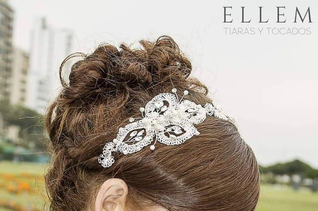 Ellem -Tiaras y Tocados-